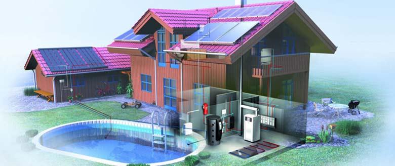Instaladores de energ a solar t rmica en m laga - Placa solar termica ...